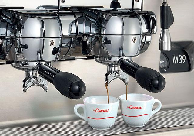 Machine à café Cimbali M39 chez ACS Service