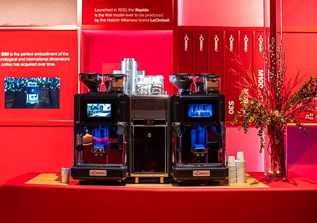 Machine à café Cimbali S20 chez ACS Service