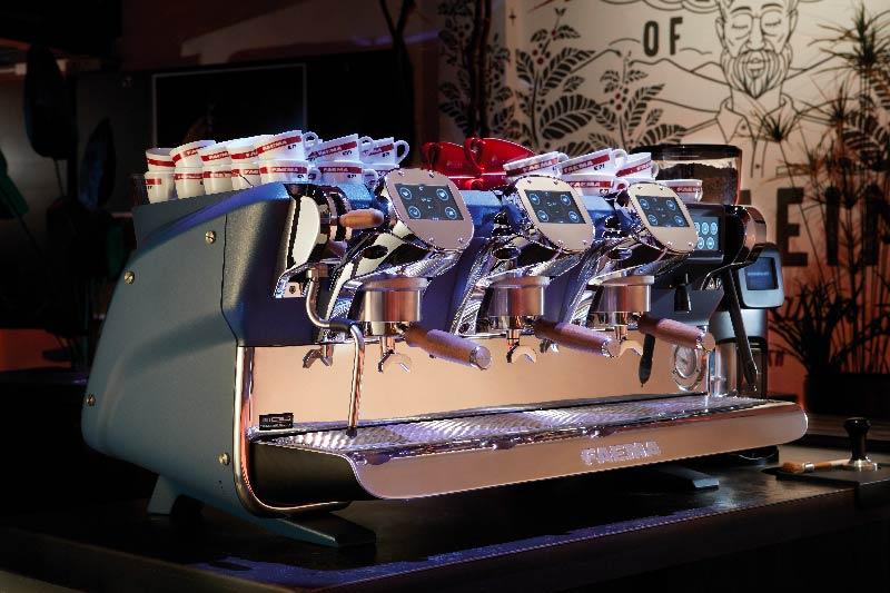 Machine à café Faema E71