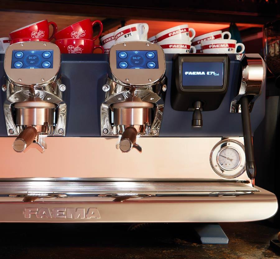 Machines à café Faema chez ACS Service