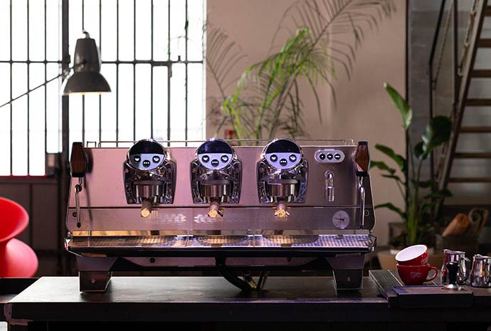 Machine à café Faema President à Toulouse