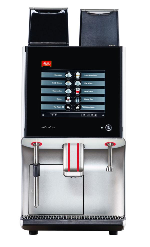 Machine à café Melitta XT8 chez ACS Service