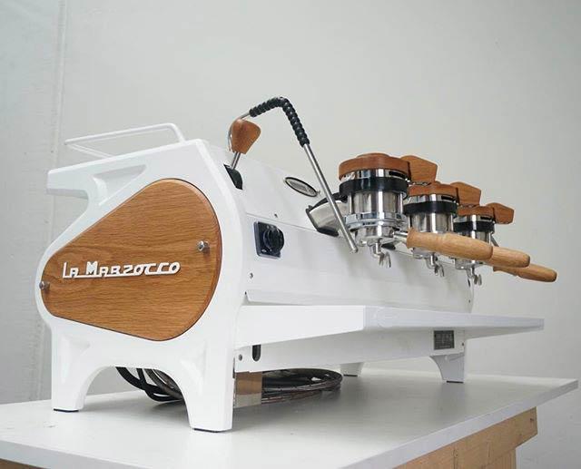 Machine à café Marzocco Strada EP chez ACS Service