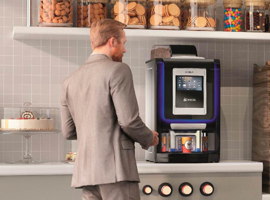 Machine à café Necta Kea