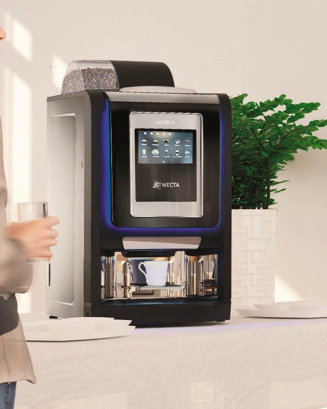 Machine à café Necta Kea chez ACS Service