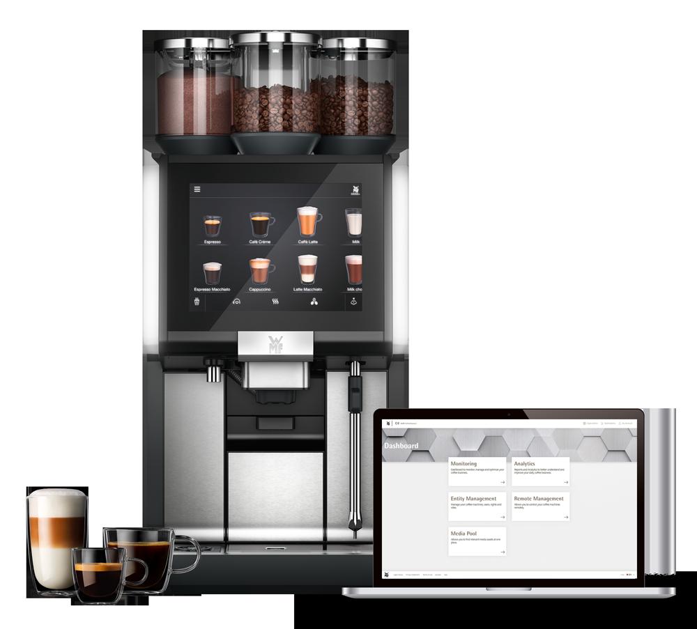 Machine à café WMF 5500 S+ à Toulouse