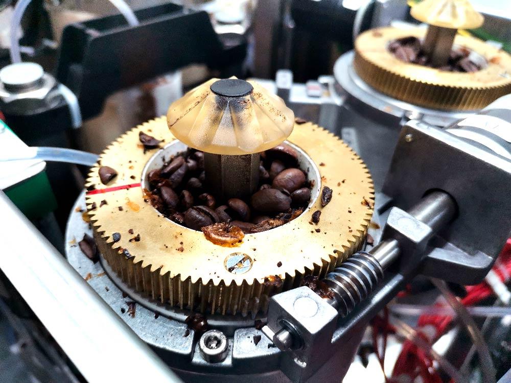 Contrat de maintenance machine à café