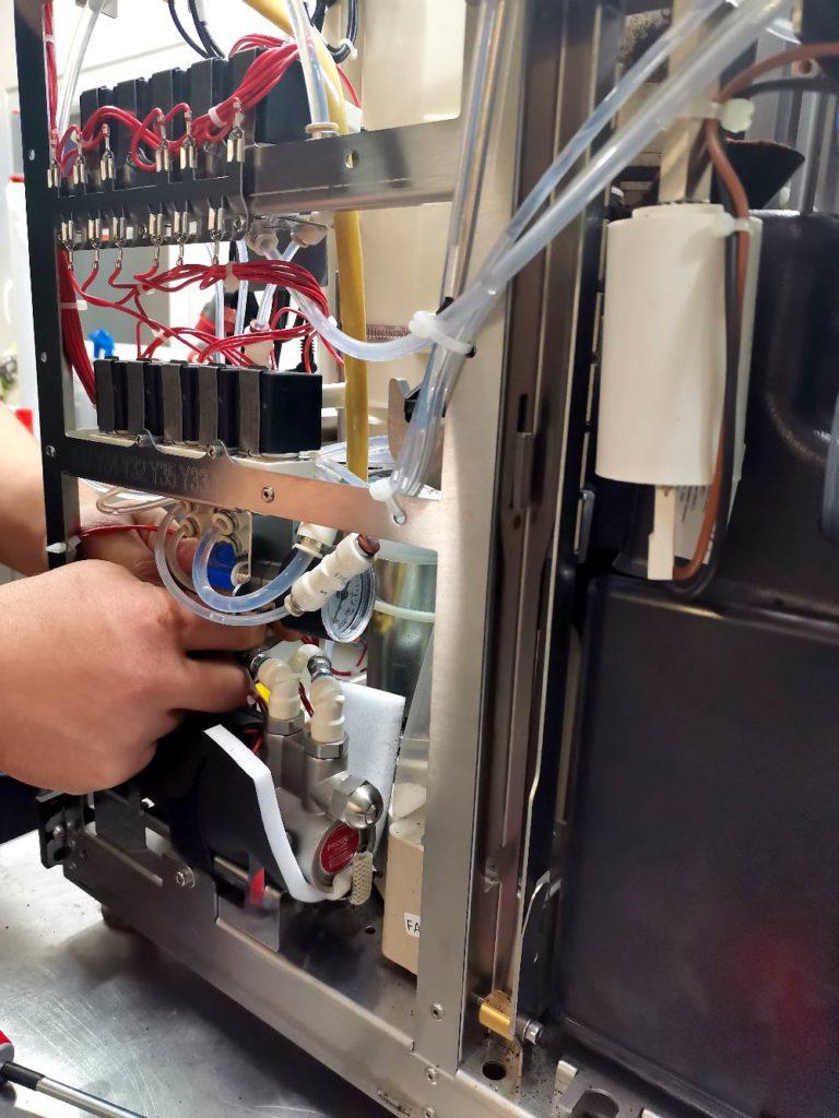 Contrat de maintenance machine à café chez ACS SERVICE