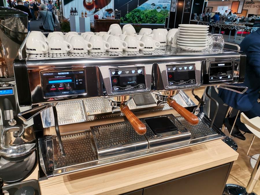 Machine à café Stella Epic
