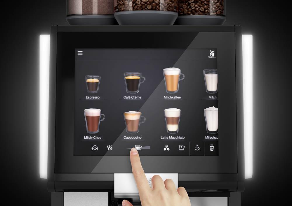 Machine à café WMF 1500 S+ à Toulouse et Bordeaux